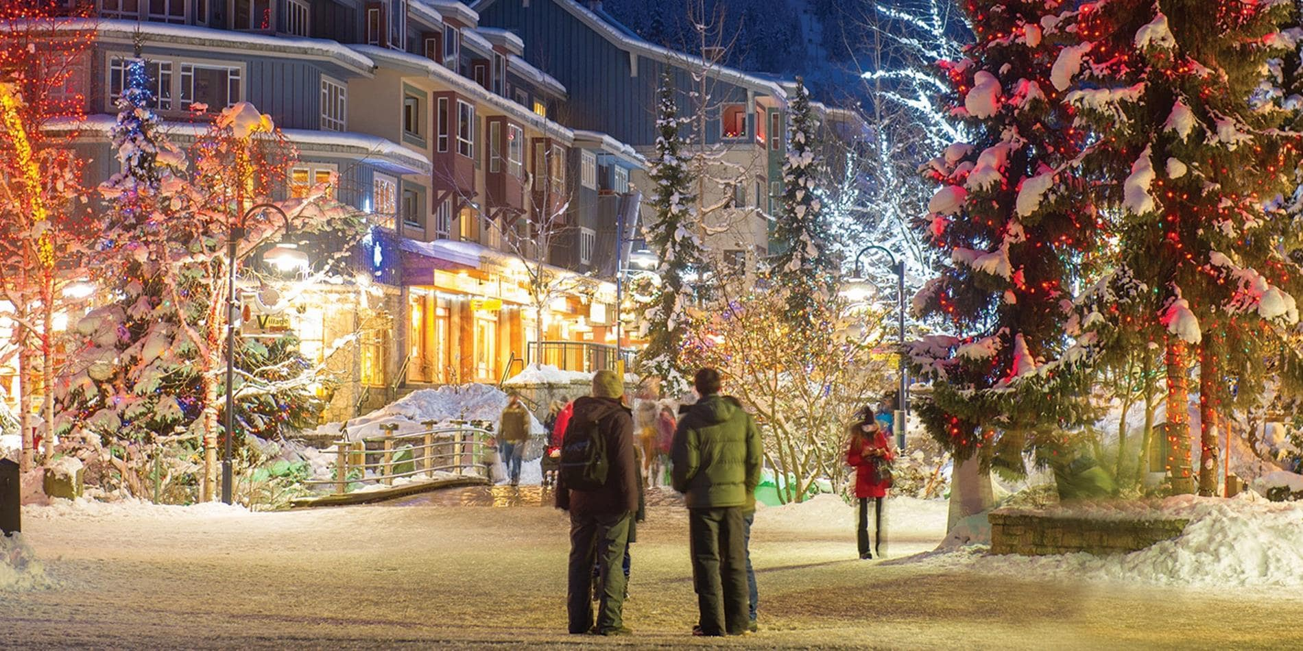 Christmas In Canada.12 Day The Twelve Days Of Christmas Land Journey Vancouver